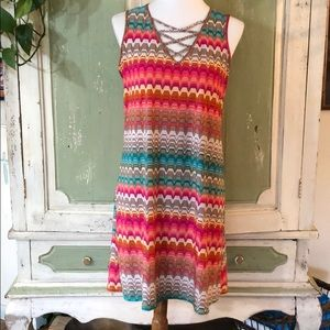 Tacera size small dress